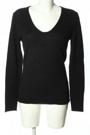 Allude Turtleneck Sweater black casual look