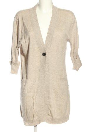 Allude Sweter z dzianiny w kolorze białej wełny W stylu casual