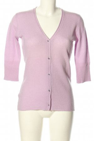 Allude Strickjacke pink Casual-Look