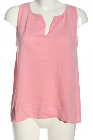 Allude Knitted Top pink casual look