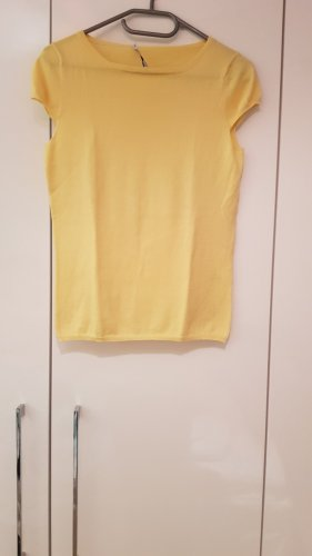 Allude Top yellow