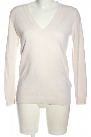 Allude V-halstrui room casual uitstraling