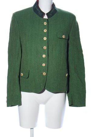 Allwerk Giacca tradizionale verde modello web stile professionale