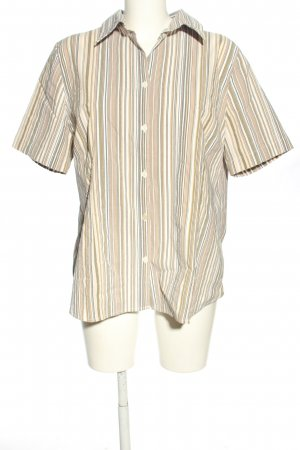 ally Shirt Blouse striped pattern casual look