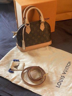 Louis Vuitton Kopertówka brązowy