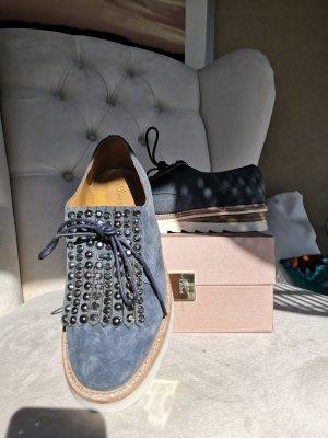 Alma en Pena Instapsneakers veelkleurig