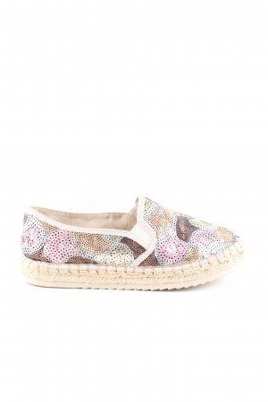 Alma en Pena Slip-on Shoes abstract pattern elegant