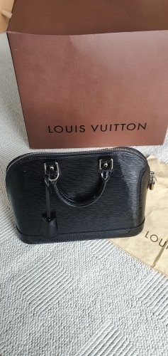 Alma Epi PM Schwarz Louis Vuitton