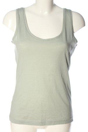 Alma & Lovis Podkoszulek na ramiączkach khaki W stylu casual