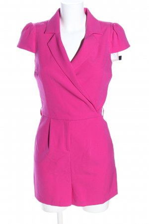 Almagores Jumpsuit pink Business-Look