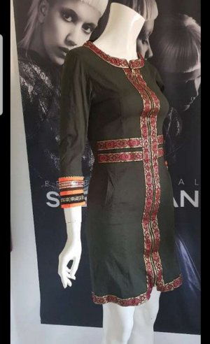 Almatrichi Sukienka płaszczowa Wielokolorowy