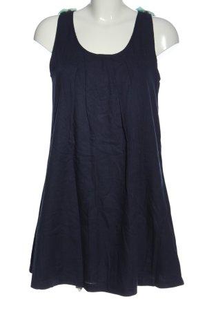 Almost Famous Mini-jurk blauw elegant