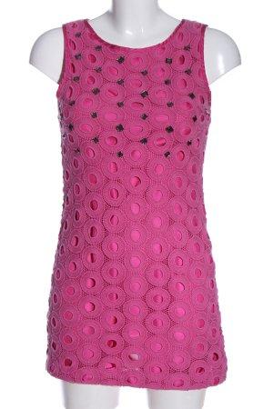 Almost Famous Robe courte rose style décontracté