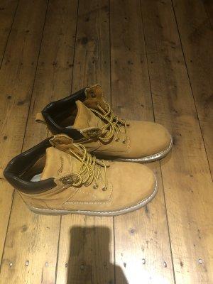Almwelt Low boot marron clair-brun sable