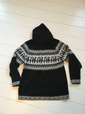 Hooded Vest multicolored