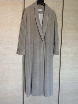 Cacharel Manteau en laine blanc cassé-beige