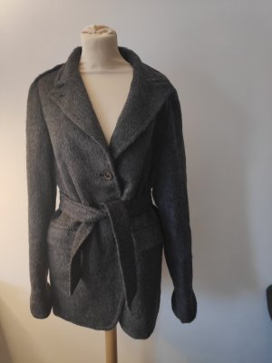 Max Mara Wool Jacket multicolored alpaca wool