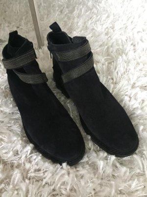 Alpe Woman Low boot noir