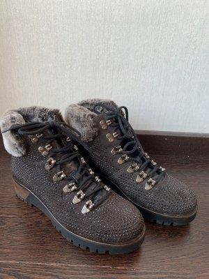 Alpe Woman Stiefel Stiefeletten Damen Boots 39