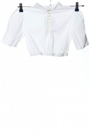 alpen trachten Traditional Blouse white business style