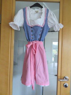 Alpenmärchen Mini Dress multicolored