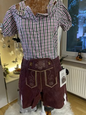 Alpenzauber Oktoberfest Bluse