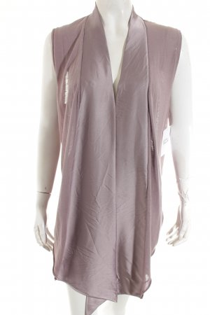 Alpha Cardigan mauve casual look