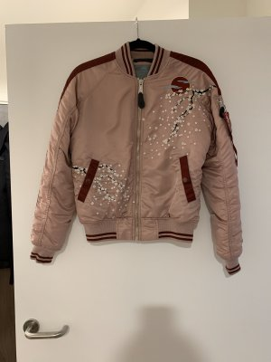 Alpha Industries Bomber Jacket multicolored