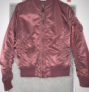 Alpha Industries Blouson aviateur rose-or rose