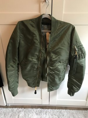 Alpha Industries Giacca bomber verde scuro