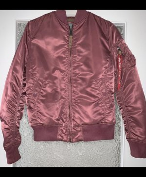 Alpha Industries Giacca bomber rosa-color oro rosa