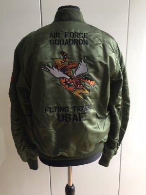 "Alpha Industries Bomberjacke ""MA-1 VF Flying Tigers"""