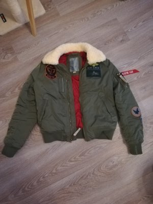 Alpha Industries Winterjack groen