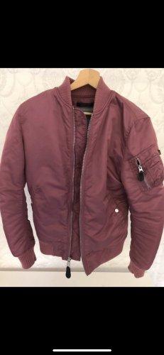 Alpha Industries Blouson aviateur vieux rose-rosé