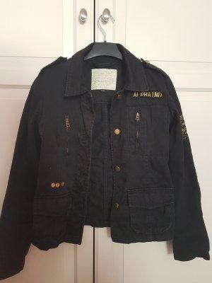 Alpha Industries Between-Seasons Jacket black-gold-colored