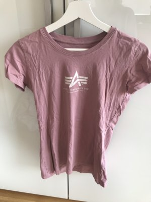 Alpha Industries T-shirt roségoud