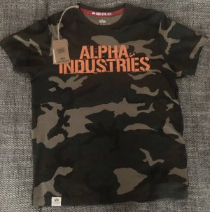 Alpha Industries T-Shirt multicolored
