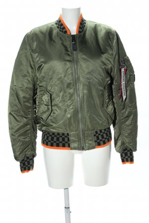 Alpha Industries Wendejacke mehrfarbig Casual-Look