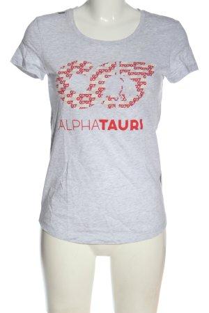 Alpha Tauri Camicia fantasia Stampa a tema stile casual