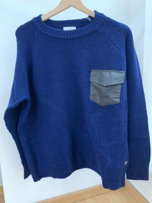 Alpha Tauri Maglione lavorato a maglia multicolore