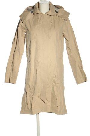 Alpha Tauri Manteau de pluie blanc cassé style décontracté