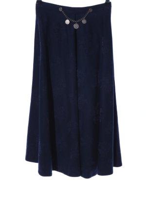Alphorn Midi Skirt blue casual look