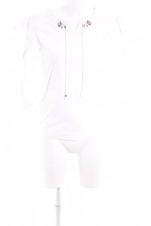 Alphorn Traditional Blouse white casual look
