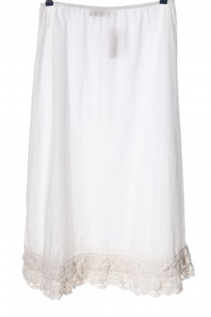 Alphorn Underskirt white-natural white casual look