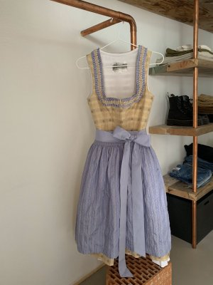 Alpin de luxe Dirndl multicolored