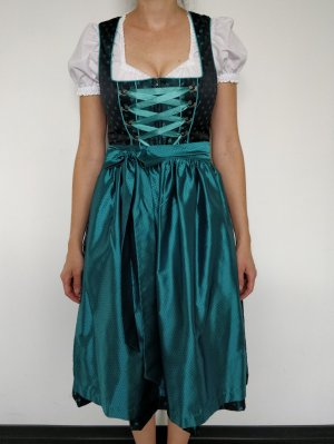 Alpina Dirndl multicolored