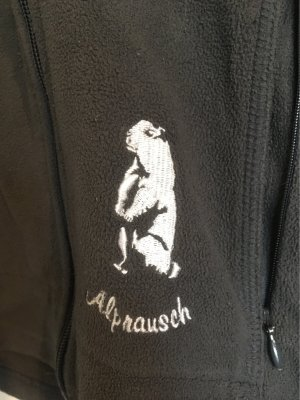 Alprausch Fleece Jackets grey