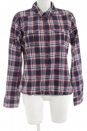 Alprausch Checked Blouse check pattern casual look