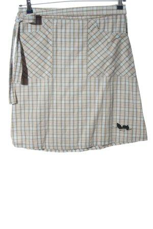 Alprausch Wraparound Skirt allover print casual look