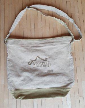 Alternative Damen-Handtasche in olive/sand